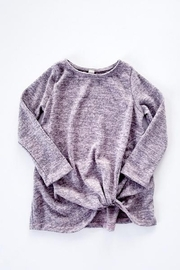 Pomelo Girls Twist Front Top - Product Mini Image