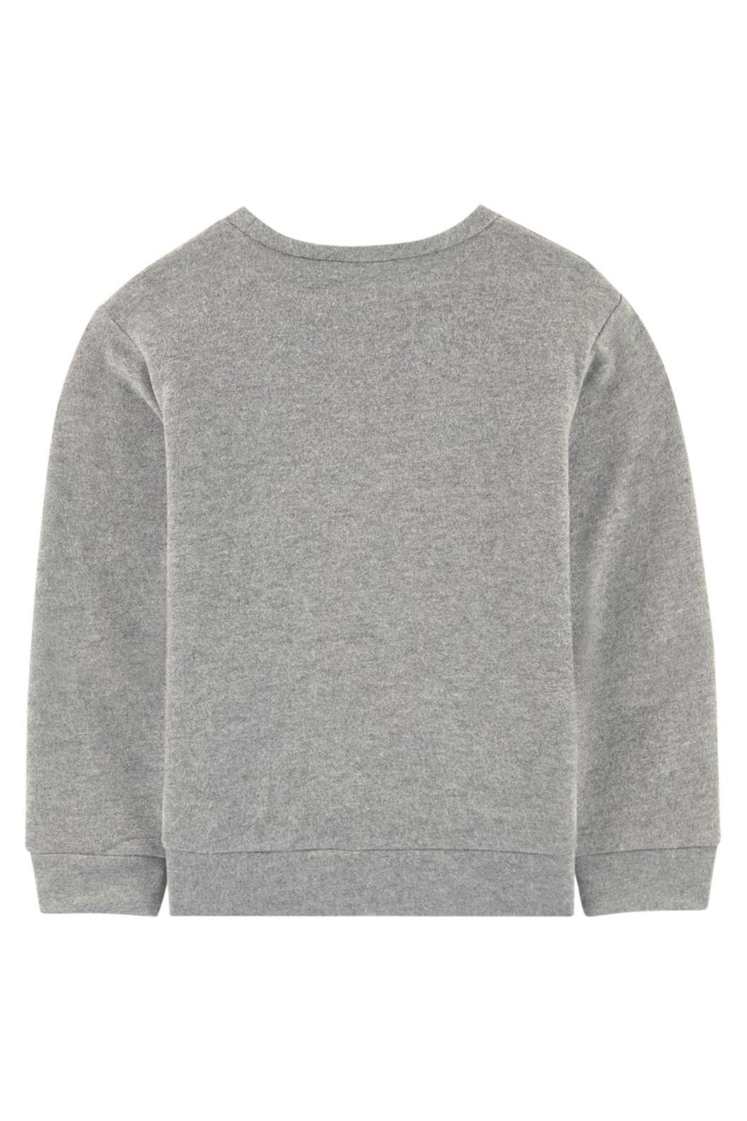 Mayoral Girly Patched Sweatshirt - Front Full Image