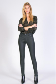 Black Orchid Denim Gisele Equinox - Front cropped