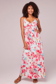 Band Of Gypsies Giselle Maxi - Front cropped