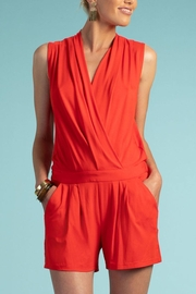 Trina Turk Giselle Romper - Front cropped
