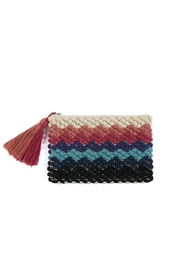 Shiraleah Giselle zip pouch - Product Mini Image