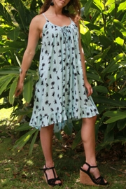 Lani Lau Hawaii Gita Dress - Hula Palm - Product Mini Image
