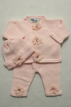 Gita Accesories Inc. Baby Cardigan Set - Alternate List Image