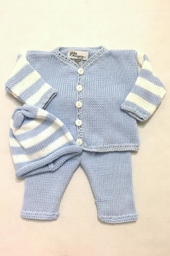 Shoptiques Product: Cardigan Pant Set
