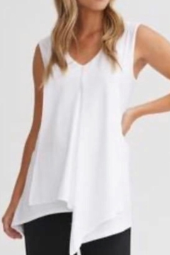 Gitane Must Have Panel Top White - Alternate List Image