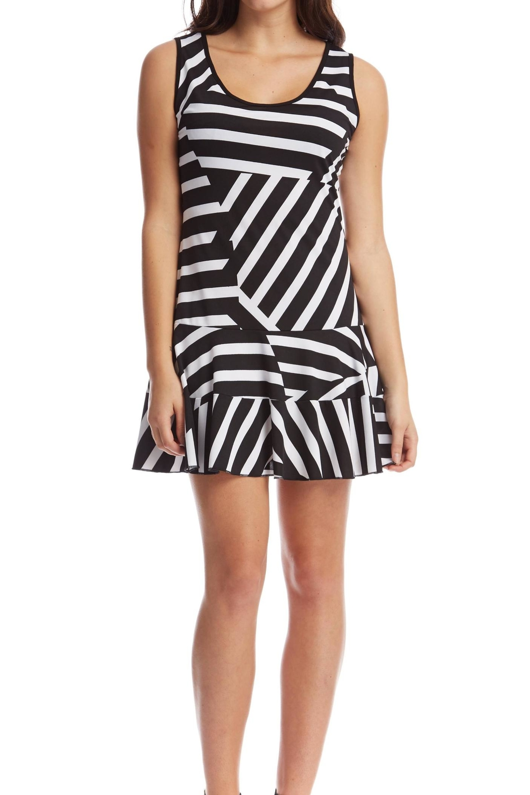 Gitane Striped Dress/tunic - Main Image