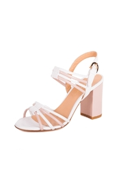 Giuseppe Flessigno Leather Straps Sandals - Product Mini Image