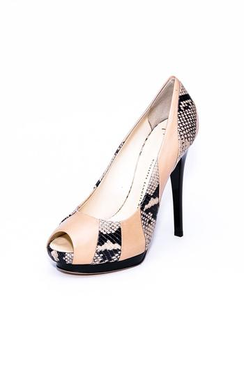 Giuseppe Zanotti Snake Patterned Heels From Florida By Red Carpet Cool Patterned Heels