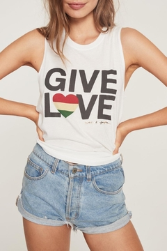 Shoptiques Product: Give Love Muscle