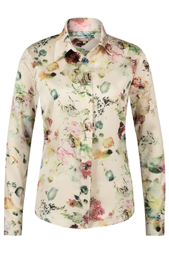 Given Flower Blouse Rose - Product List Image