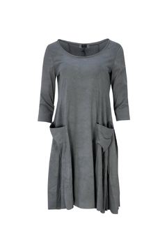 Shoptiques Product: Grey Swing Dress