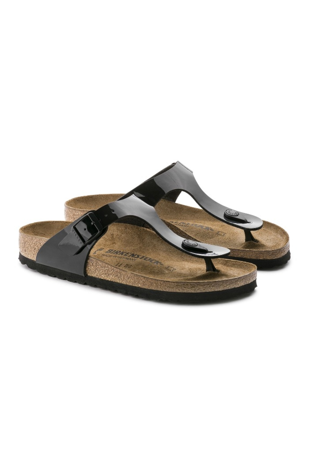 Birkenstock Gizeh - Front Cropped Image