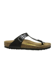 Birkenstock Gizeh Regular Width in Graceful Licorice - Product Mini Image
