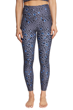 Betsey Johnson Glacial Leopard Hi Rise 7/8 Legging - Product List Image