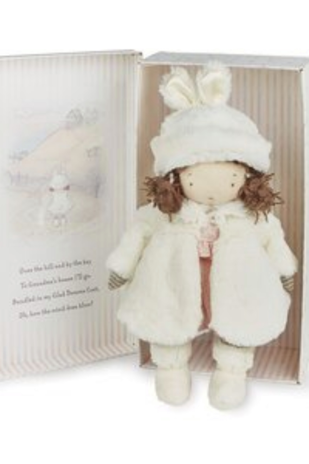 Bunnies by the Bay Glad Dreams Elsie Doll - Side Cropped Image