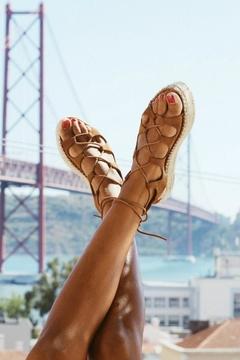 Alohas Gladiator Sandal - Alternate List Image