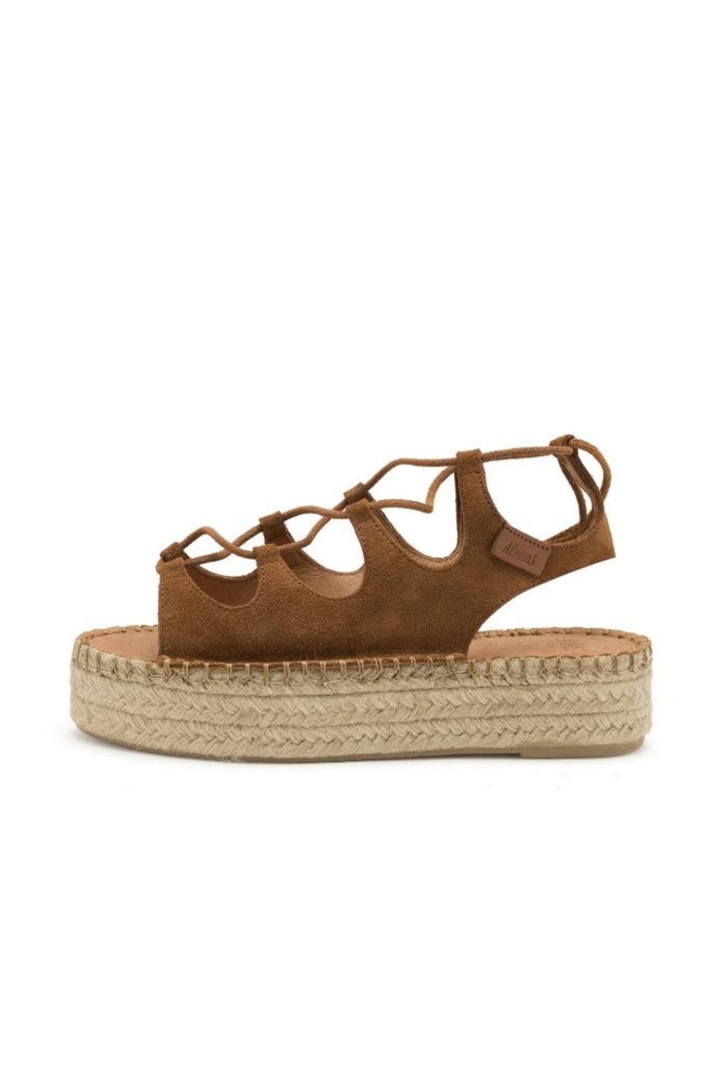 Alohas Gladiator Sandal - Side Cropped Image