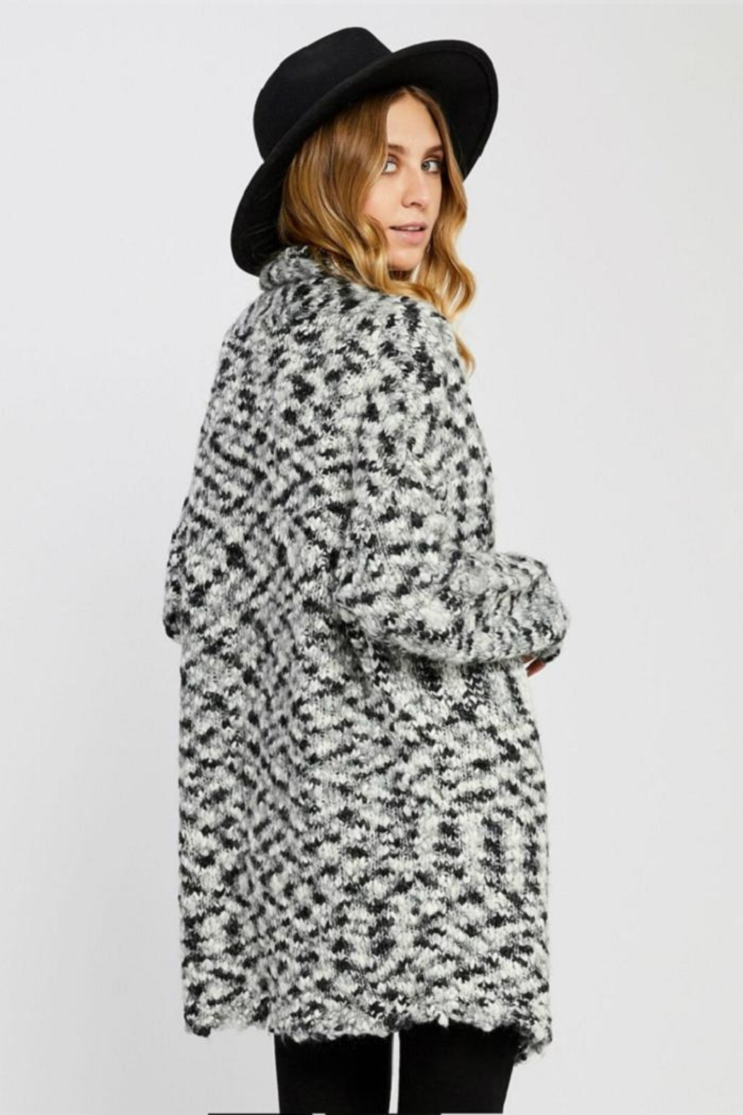 Gentle Fawn Gladstone Cardi - Side Cropped Image