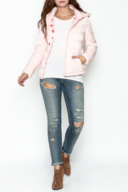 Glam Amor Italian Bubble Jacket - Side cropped