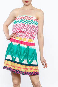 Glam Bright Lorrie Dress - Product List Image