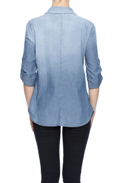 Glam Chambray Top - Alternate List Image