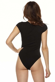 Ambiance Glam Corset Bodysuit - Front full body