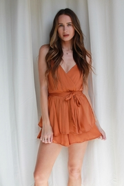 Glam Indian Nights Romper - Product Mini Image