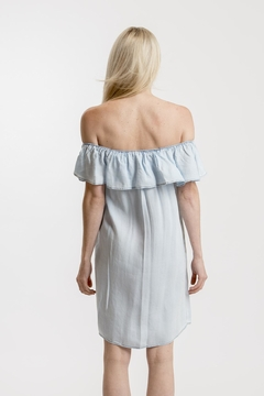 Glam Off Shoulder Dress - Alternate List Image