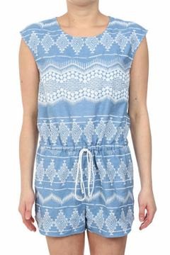 Shoptiques Product: Simply Southern Romper