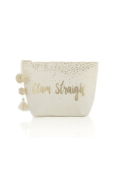 The Birds Nest GLAM STRAIGHT ZIP POUCH - Product List Image