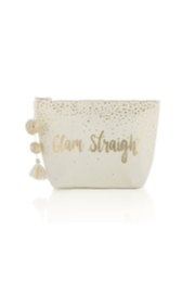 The Birds Nest GLAM STRAIGHT ZIP POUCH - Product Mini Image