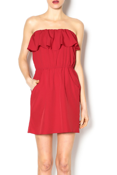 Glam Strapless Lilly Dress - Product List Image