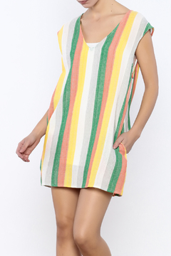 Glam Vertical Tropicana Dress - Product List Image