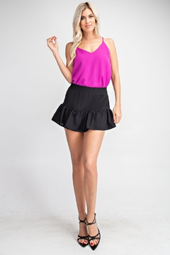 Glam Violet Cami Top - Product List Image