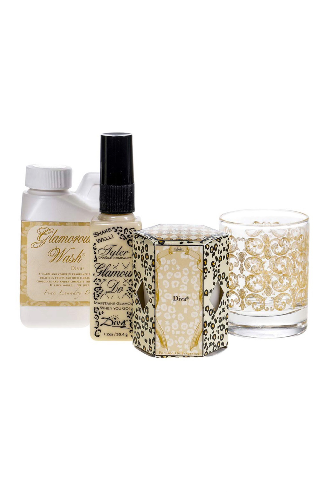 Tyler Candle Company Glamorous Gift Suite III - Front Cropped Image