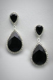 Embellish Glamour Drop Earrings - Product Mini Image
