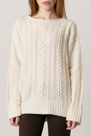 Margaret O'Leary Glamping Sweater - Product Mini Image