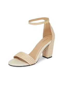 Kaanas Glasgow Raffia Heel - Alternate List Image