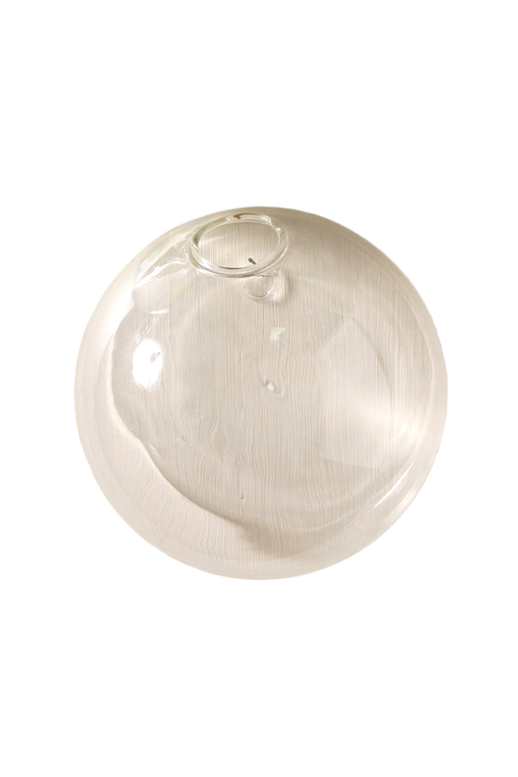 Homart Glass Bubble Wall Vase - Front Full Image
