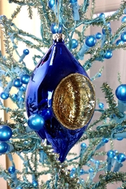 GHome2 Glass Finial Ornament - Side cropped