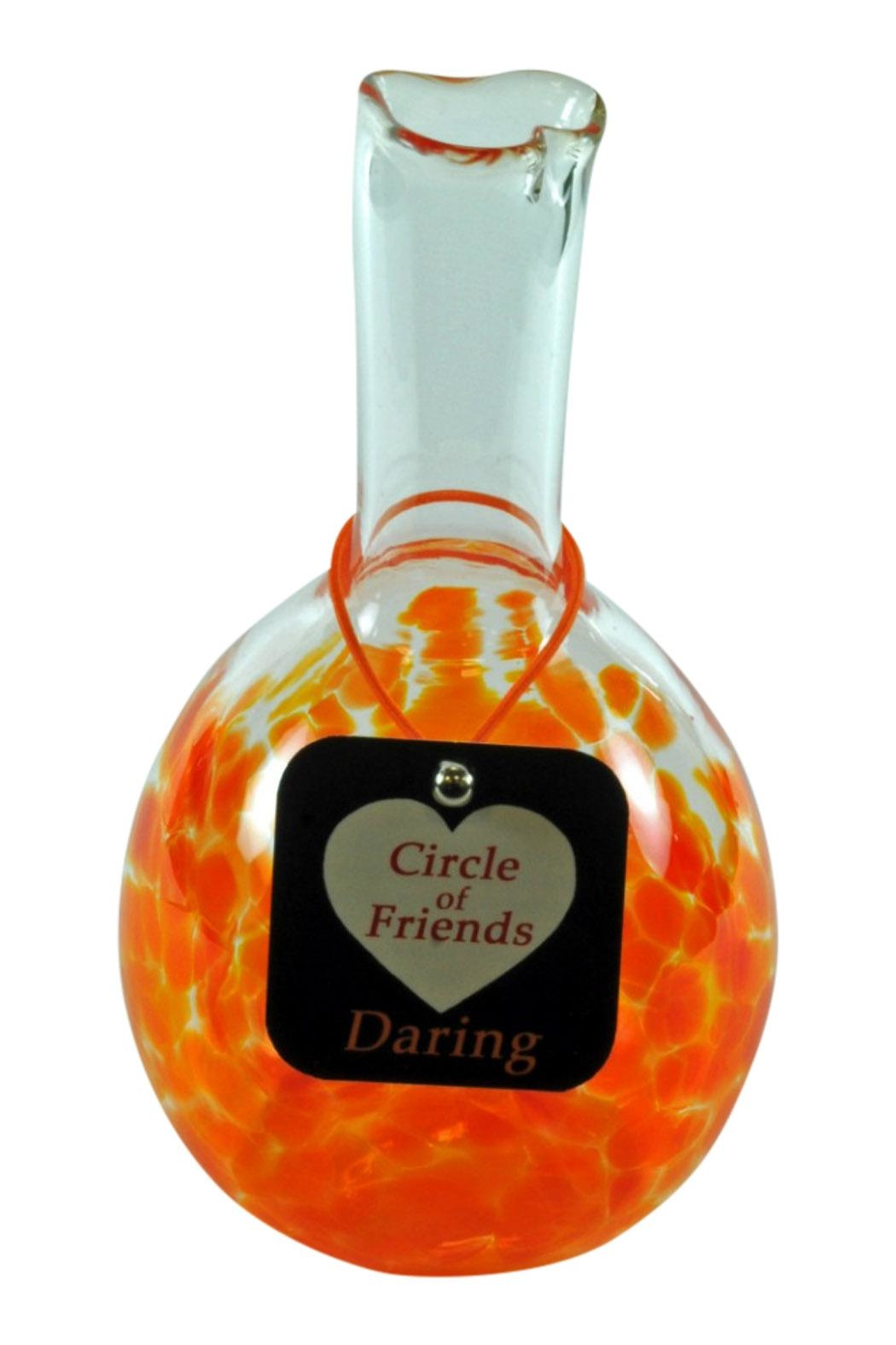 Henrietta Glass Glass Friends Vase - Main Image