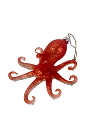 GHome2 Glass Octopus Ornament - Product Mini Image