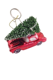 GHome2 Glass Sportscar Ornament - Product Mini Image