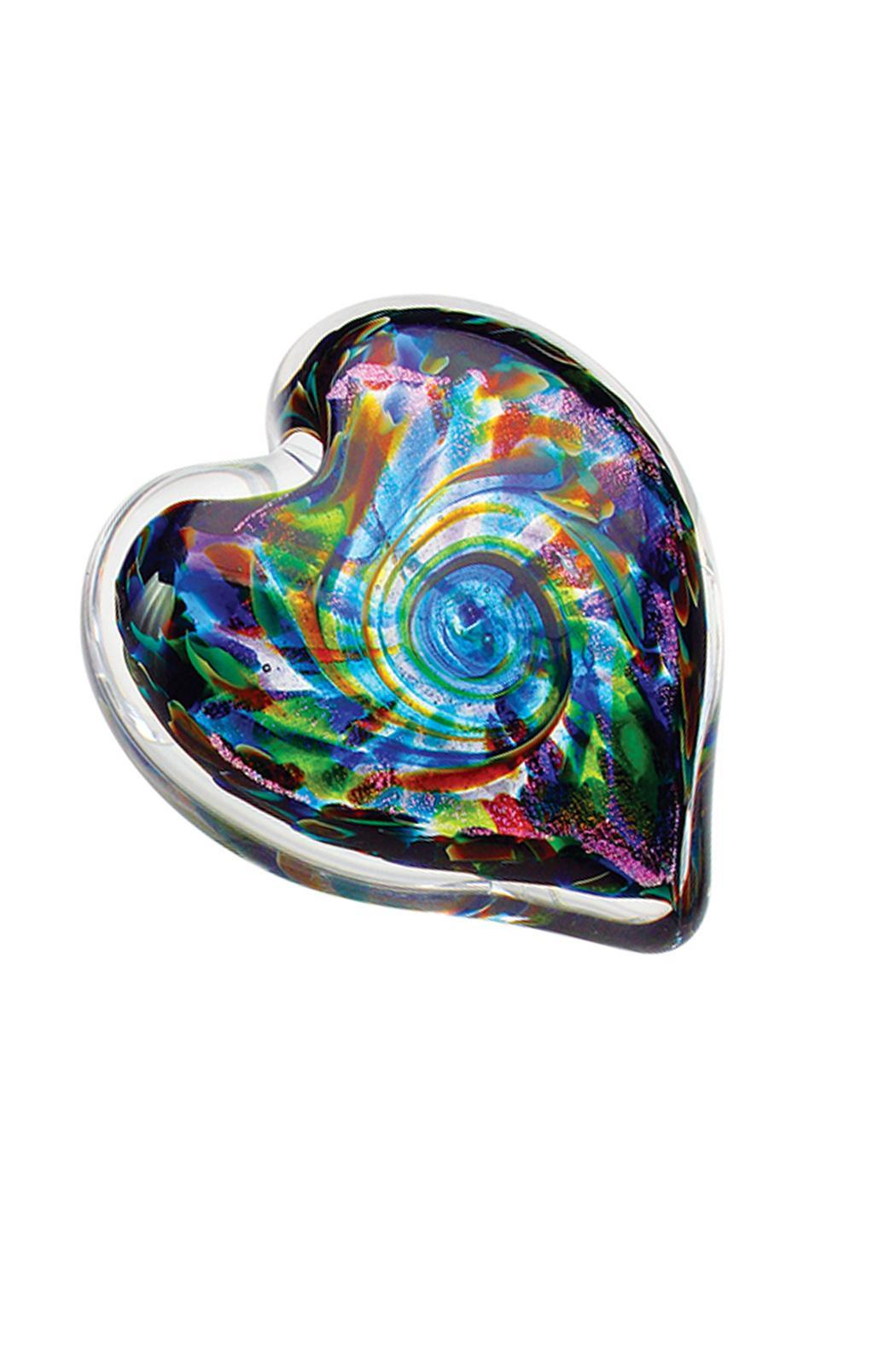 Glass Eye Studio Glass Paperweight - Main Image