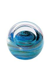 Glass Eye Studios Uranus Glass Paperweight - Product Mini Image