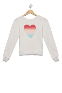 Wildfox Kids Gleaming Heart Tee - Alternate List Image