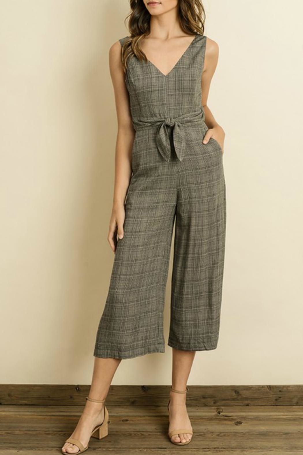 42edc9184573 dress forum Glen Plaid Jumpsuit from California by Apricot Lane ...