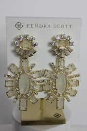 Kendra Scott Glenda Statement Earrings - Product Mini Image