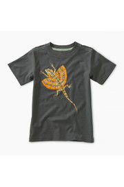 Tea Collection Glider Lizard Graphic Tee - Front cropped